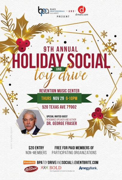Black Professionals Alliance Holiday Social